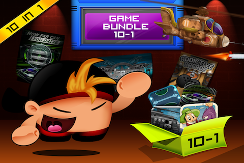 Screenshot GameBundle 10-1