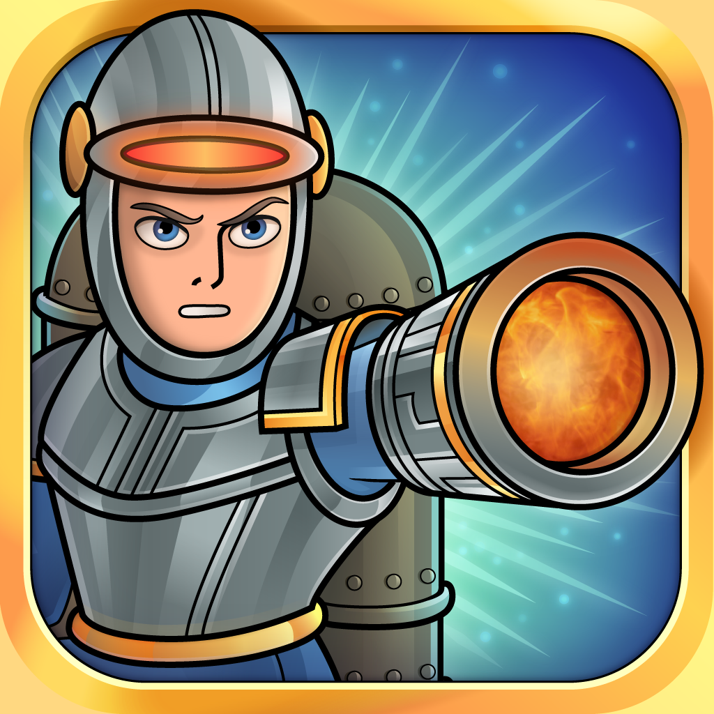 Rocket Warrior by Eleftherios Christodoulatos icon