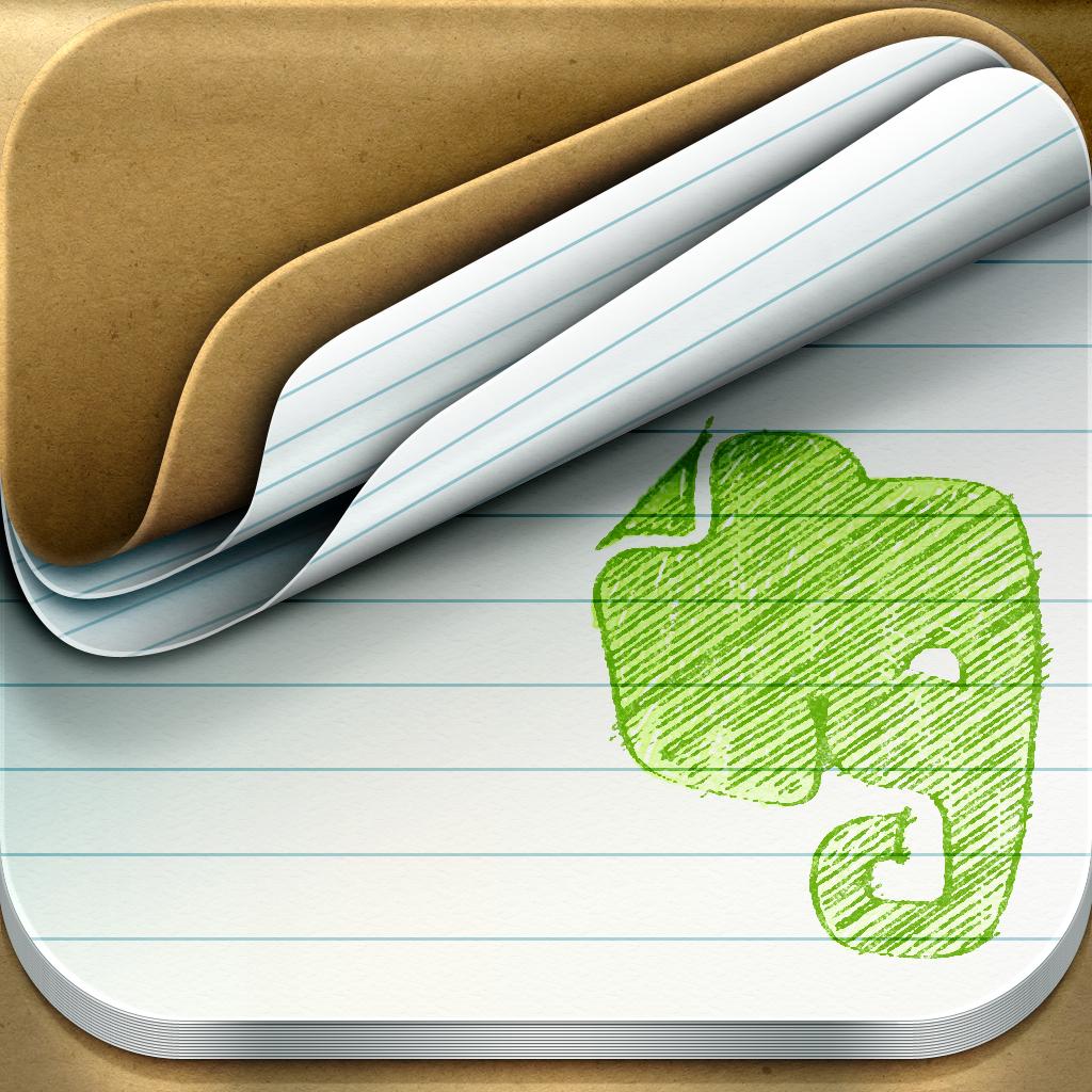 Evernote Peek (AppStore Link)